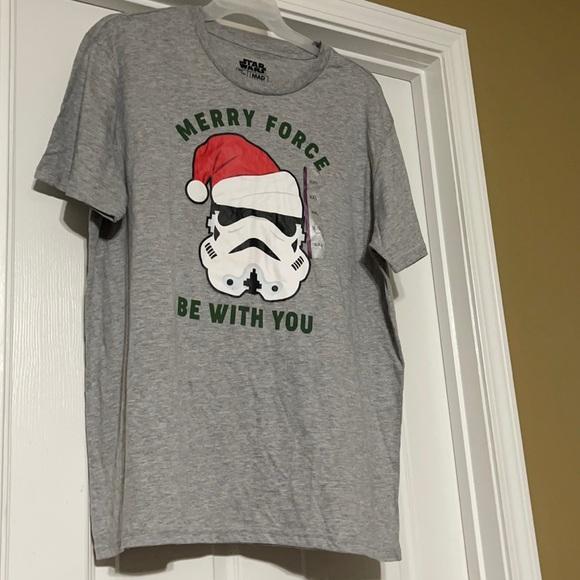 New Star Wars Christmas tshirt XXL